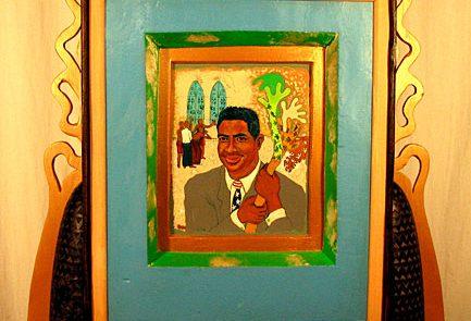 Andrew Jackson Foster by Uzi Buzgalo