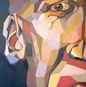 I. King Jordan by Eddie Swayze